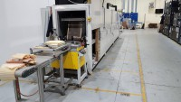 "Projektovanje i izrada protočne linije za pečenje papirne harmonike - Investitor ""MANN+HUMMEL BA"" D.D. Tešanj"